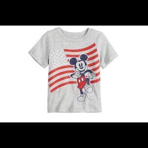 Disney Mickey baby boy T-shirt size 12 months